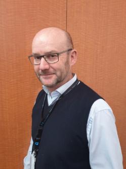 Pierre Madiot, responsable des cuisines du CHU d'Angers. ©DR