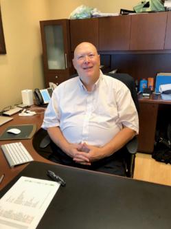 Raymond Morel, membre de l'ARTA et directeur général de la Buanderie Centrale de Montréal. ©DR