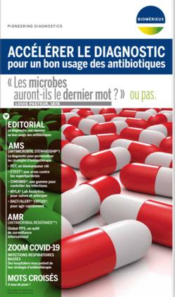 bioMérieux dévoile son livre blanc, «Accélérer le diagnostic pour un bon usage des antibiotiques»