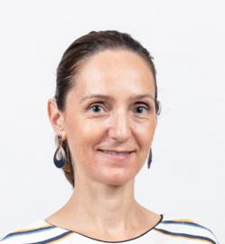 Julie Raude, directrice de la communication et de la culture - CHU de Bordeaux. ©DR