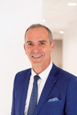 Frédéric Boiron, directeur général du CHU de Lille. © DR