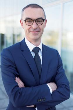 Olivier Bossard, directeur général du CH du Mans. ©DR