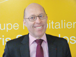 Jean-Patrick Lajonchère, directeur général du Groupe Hospitalier Paris Saint-Joseph. ©DR