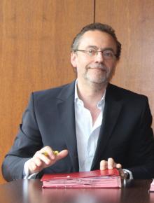Jean-Michel Gayraud, directeur général de l'Institut Mutualiste Montsouris. ©DR