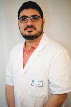 Le Dr. Charles Marcucci, pharmacien du Centre Hospitalier de Clermont-de-l'Oise. ©DR