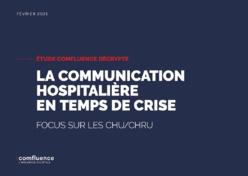 «L'année 2020 a marquéun tournant dans la communication des CHU/CHRU sur les réseaux sociaux»