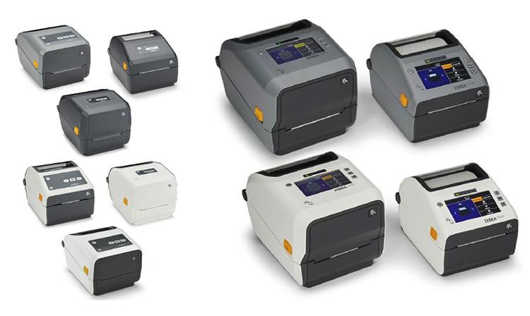 Les gammes d'imprimantes Zebra Technologies ZD421 et ZD621