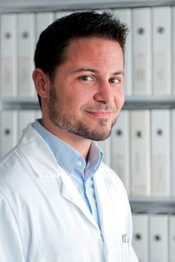Le Professeur Cédric Annweiler, pilote médical du projet. © C Jouannet CHU Angers
