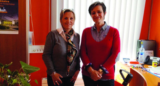 Sabine Pogenberg & Hélène Sol