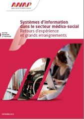 L'ANAP se penche sur l'informatisation du secteur médico-social