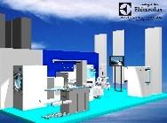 Electrolux à Jet Expo 2013