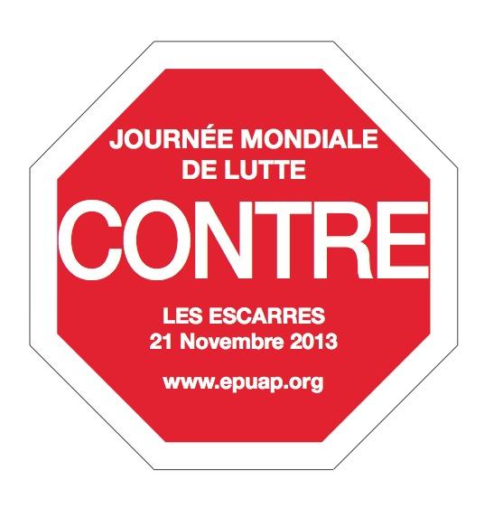 Le 21 novembre 2013 désigné Journée Mondiale de Lutte contre les Escarres