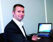 Sébastien Wetter, responsable de l'offre Sécurité chez Enovacom