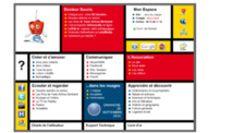 cran d'accueil du portail présentant les propositions ludoéducatives disponibles sur Docteur Souris.