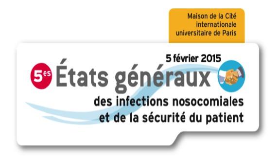 Cinquième édition des États généraux des infections nosocomiales et de la sécurité des patients