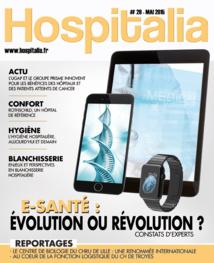 Le dernier numéro d'Hospitalia est arrivé !