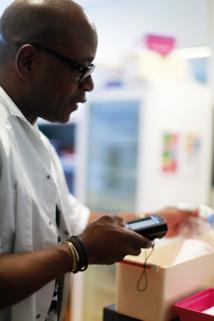 Les terminaux mobiles sont également  utilisés pour assurer la traçabilité des  livraisons avec signature électronique