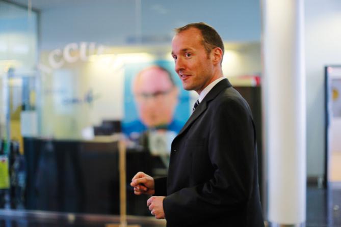Sébastien Taupiac,  Directeur délégué aux offres complexes à l'UGAP