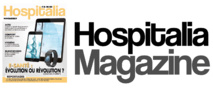 Communiquer avec les médias d'Hospitalia !