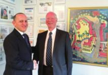 Bernard Rubinstein, Président du Groupe PRISME, et Sylvain Hochberg, Fondateur et Gérant de CIRA