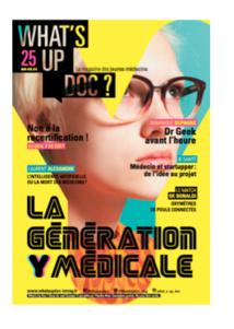 Génération Y médicale :les PU-PH, un autre monde pour 4 jeunes médecins sur 10