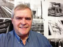 Éric Baudon, directeur d'Anaé Ingénierie