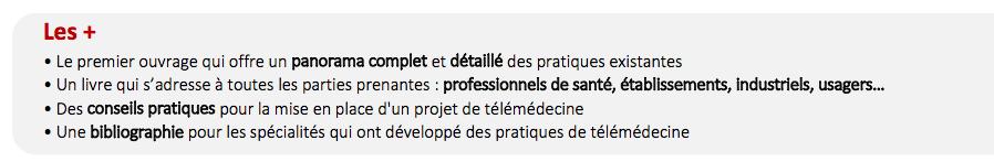 Pierre Simon publie « Télémédecine – Enjeux et pratiques »