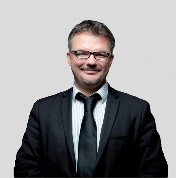Michaël De Block, Directeur de  l'Information Numérique des HCS