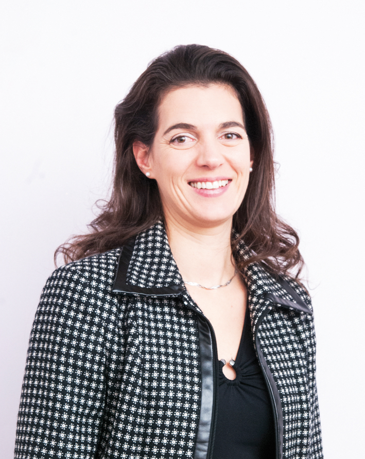 Caroline L'Huillier, gérante de Cloro'Fil Concept