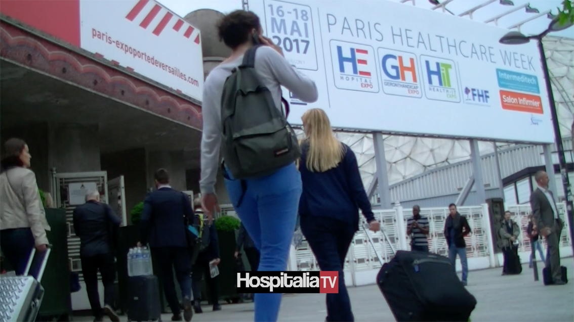 Paris Healthcare Week 2017 : Le film du salon
