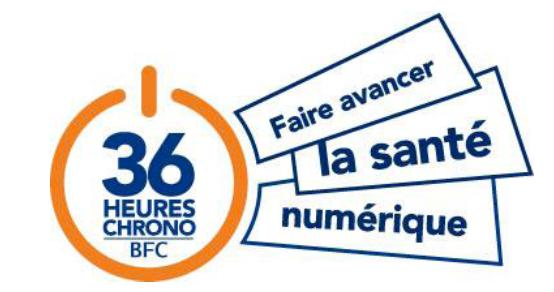 36 Heures Chrono : le rendez-vous incontournable des porteurs de projets e-santé en Bourgogne-Franche-Comté