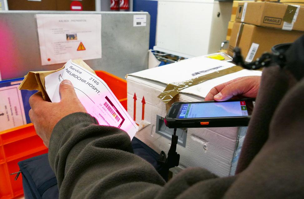 Transport logistique : déploiement de la traçabilité informatisée