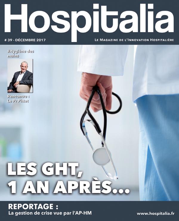 Hospitalia #39 - Décembre 2017