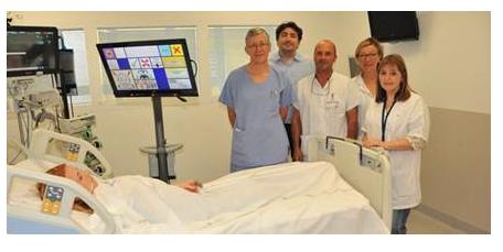 Un outil de communication créé par des soignants pour les patients de réanimation