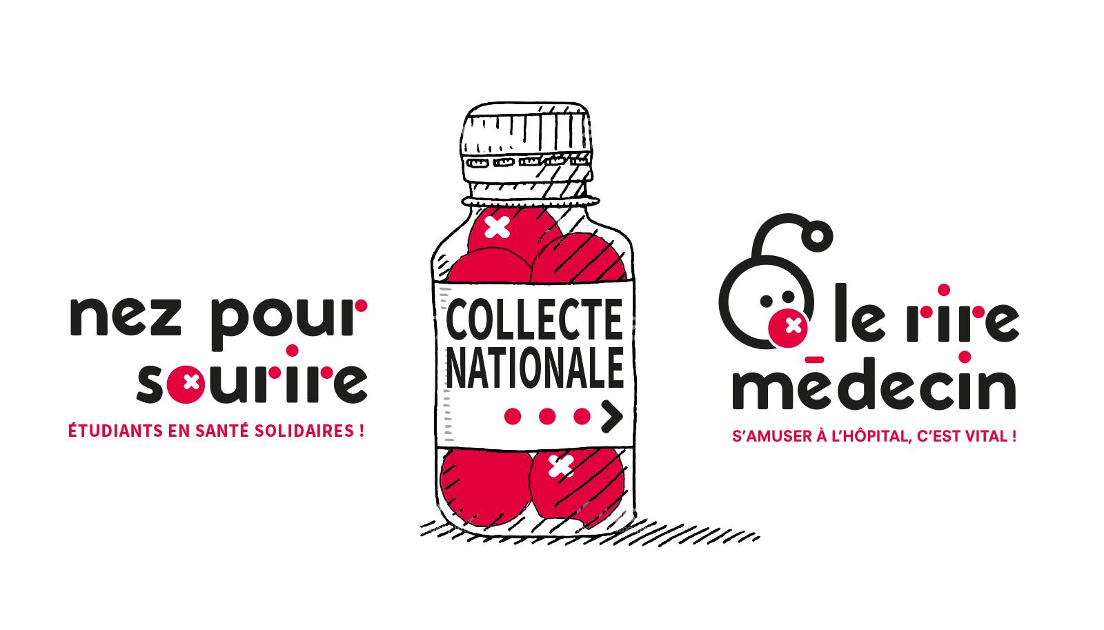 Nez pour Sourire 2018 : bientôt la collecte nationale!