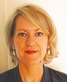 Floriane de Dadelsen, directrice des ressources humaines