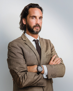 David Descatoire, Directeur des Ventes en charge du secteur public chez l'éditeur Softway Medical