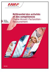 """L'ANAP publie un """"Référentiel des activités et des compétences Chaîne Accueil - Facturation - Recouvrement"""""""