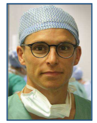 Le docteur Paul Vandaele, chirurgien urologue