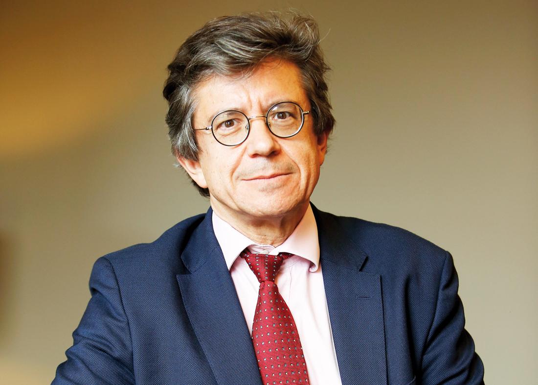Pascal Roché, Directeur Général de Ramsay Générale de Santé
