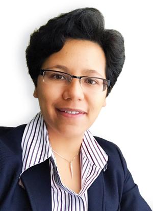 Delphine Nguyen, co-fondatrice de  Crisalyde