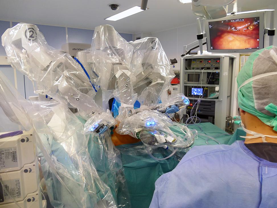 Plus de 4 000 patients ont bénéficié de la chirurgie robotique au CHRU de Nancy