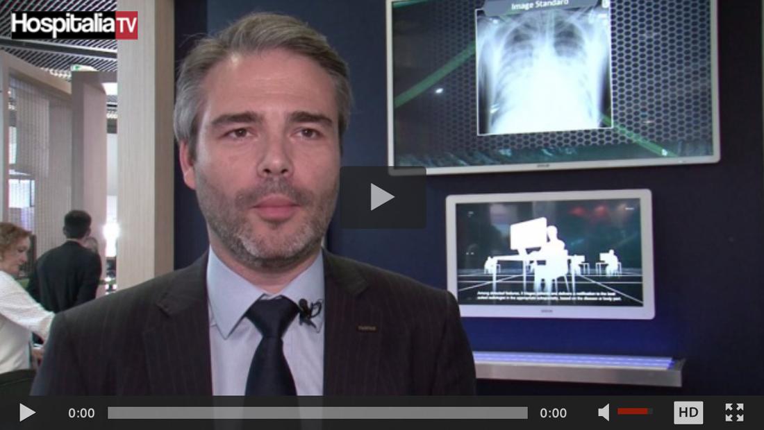 Les rencontres HospitaliaTV aux JFR 2018 : FUJIFILM