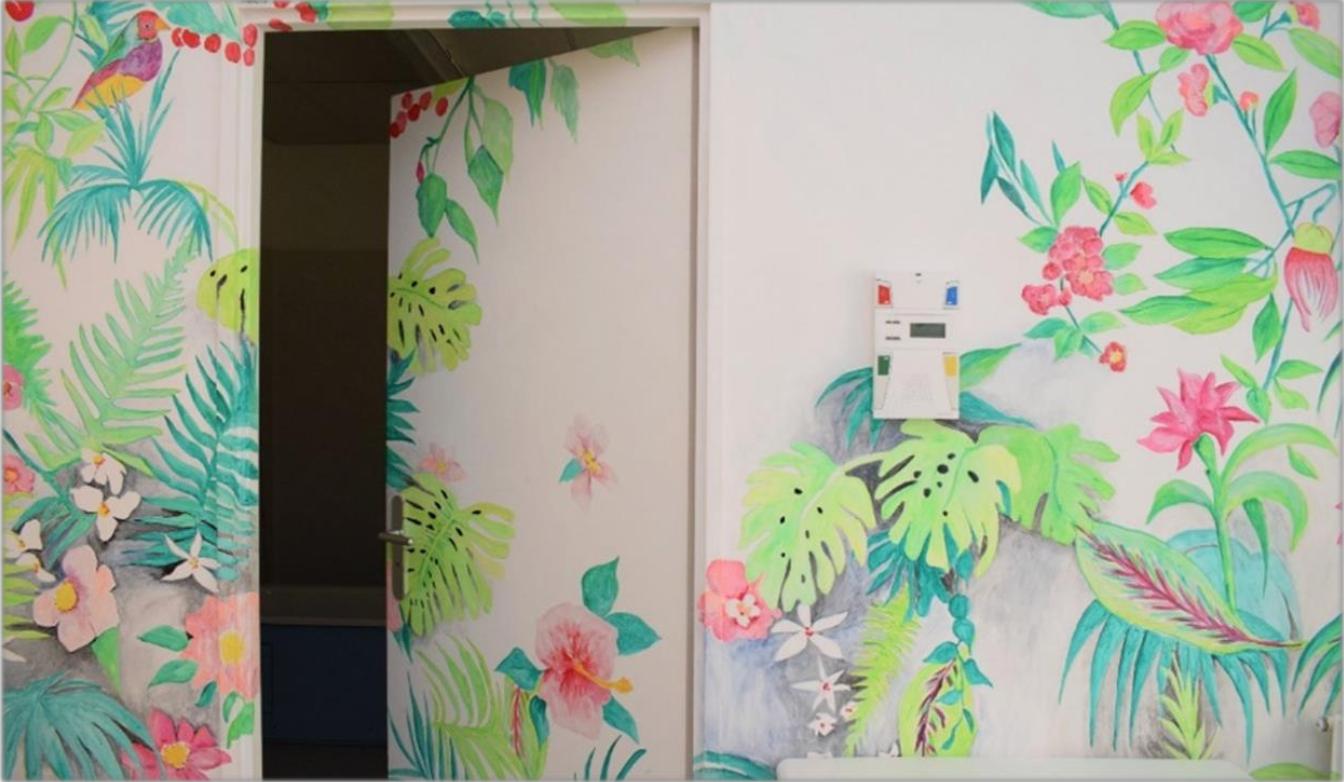 Des espaces pré-naissances décorés par Marianne Plo