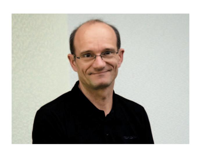 Olivier Dehocq, Directeur financier de la Fondation Arc-en-Ciel