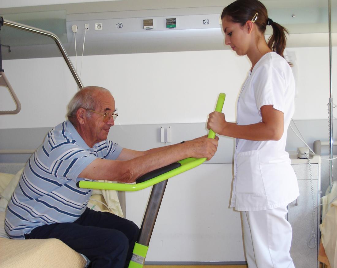 Maintien de l'autonomie des personnes âgées : le retard Français