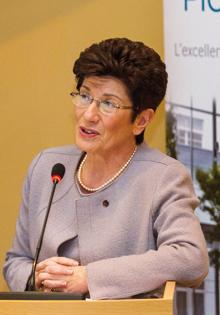 Danielle Portal, Directrice Générale