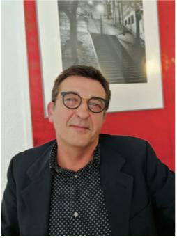Bernard Liausu, directeur et fondateur d'Alter Éco Santé