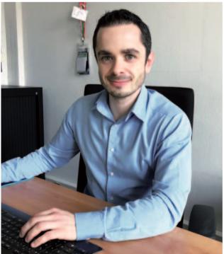 Pierre Pacini, Directeur des Systèmes d'Information