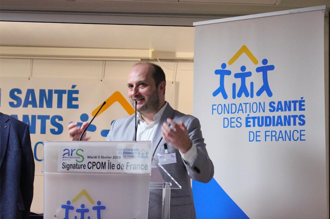 Signature d'un CPOM unique, multi-établissements et intersectoriel (sanitaire, prévention, médico-social) entre l'Ars Ile-de-France et la FSEF.